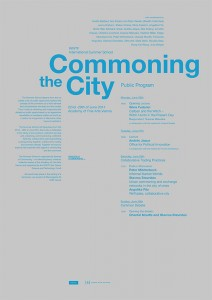 COMMONING_THE_CITY_poster
